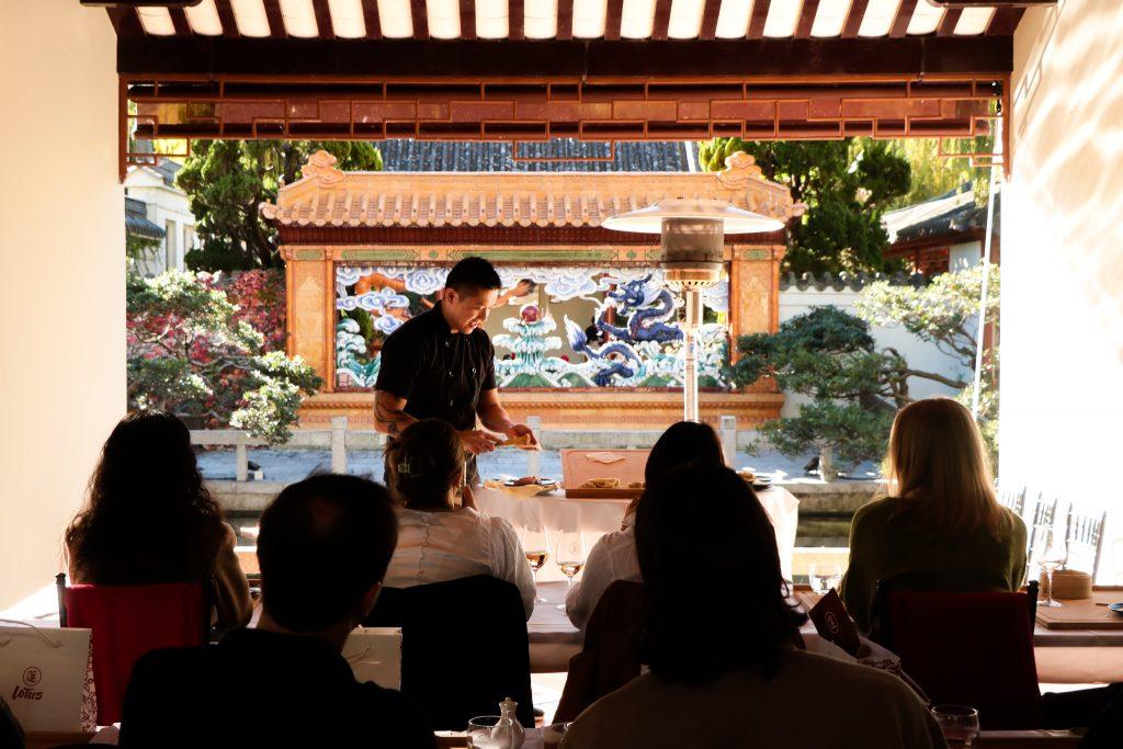 Dumpling Masterclasses at The Gardens by Lotus